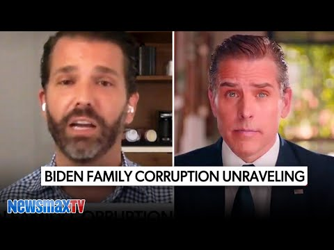 I take this personally | Don Jr. on Hunter Biden
