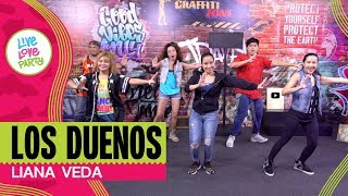 Los Duenos by Liana Veda | Live Love Party™ | Zumba® | Dance Fitness