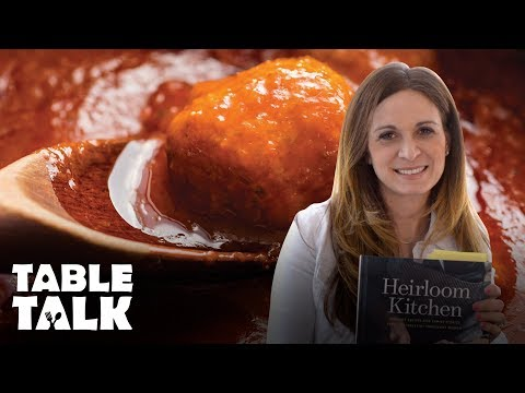 Interview with Anna Francese Gass of Heirloom Kitchen | Table Talk