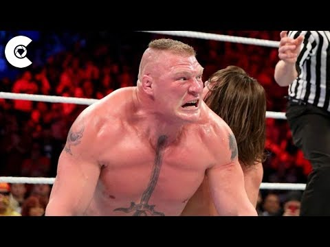 10 Brock Lesnar Matches You Need To See Before You Die