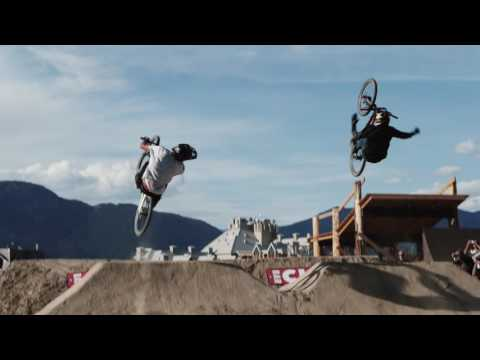Crankworx 2016  bike video – Dual Speed & Style Highlights cool video