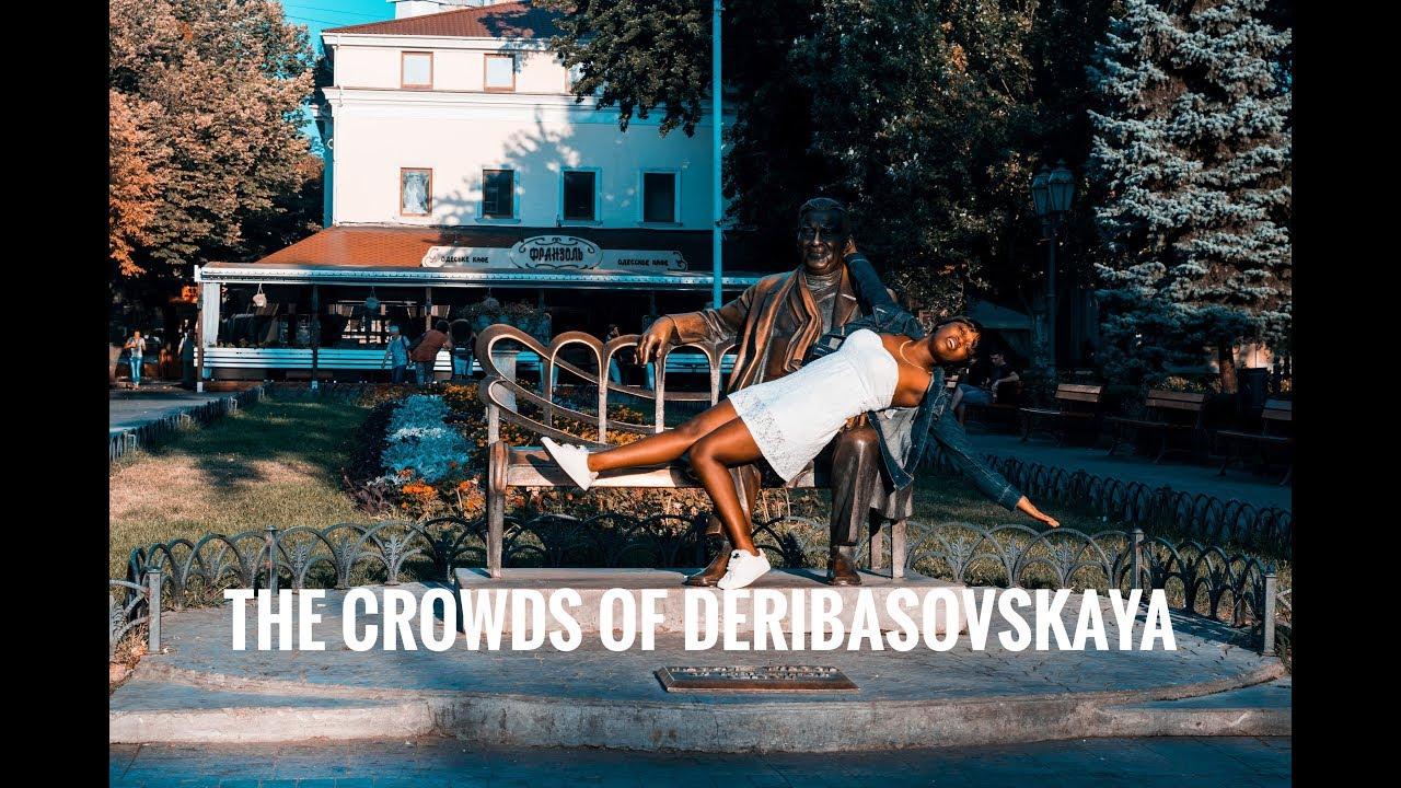 Deribasovskaya avenue odessa Ukraine, Strolling round (Deribasovskaya )