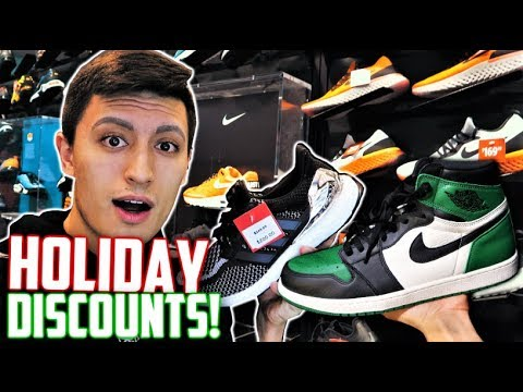 The BEST CHEAP SNEAKERS at FOOT LOCKER! (Boxing Day Holiday Sale!)