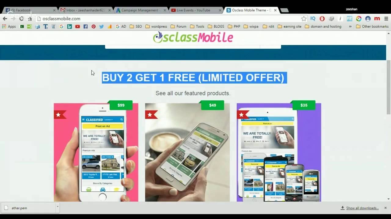 osclass nulled themes