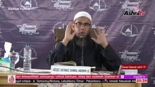 Download Video Fitnah Akhir Zaman & Solusinya - Ustadz Zainal Abidin, Lc MP3 3GP MP4