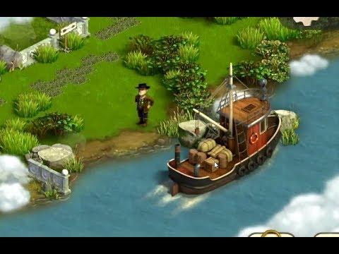 Klondike Adventures - Winds song (Песня ветра - Мобильный Клондайк)#3