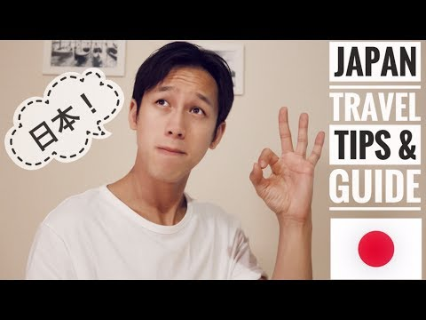 DETAILED TOKYO JAPAN TRAVEL TIPS