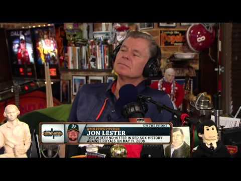 Jon Lester on the Dan Patrick Show (Full Interview) 8/14/14