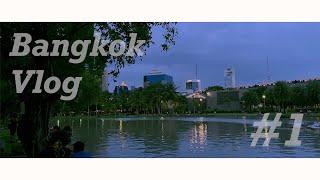 Thailand Travel Vlog #1 l 혼자하…
