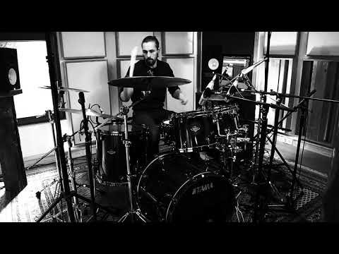 DAWN OF DISEASE - Procession Of Ghosts (Drum Playthrough) | Napalm Records