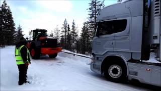Scania Winter 2014