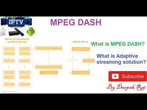MPEG DASH