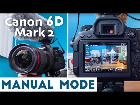 VLOG On The Canon 6D Mark II In MANUAL MODE (an In-depth Review) With The 16-35mm F2.8 Iii Lens