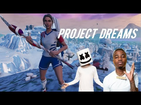 "Fortnite Montage - ""PROJECT DREAMS"" (Marshmello & Roddy Ricch) Mp3"