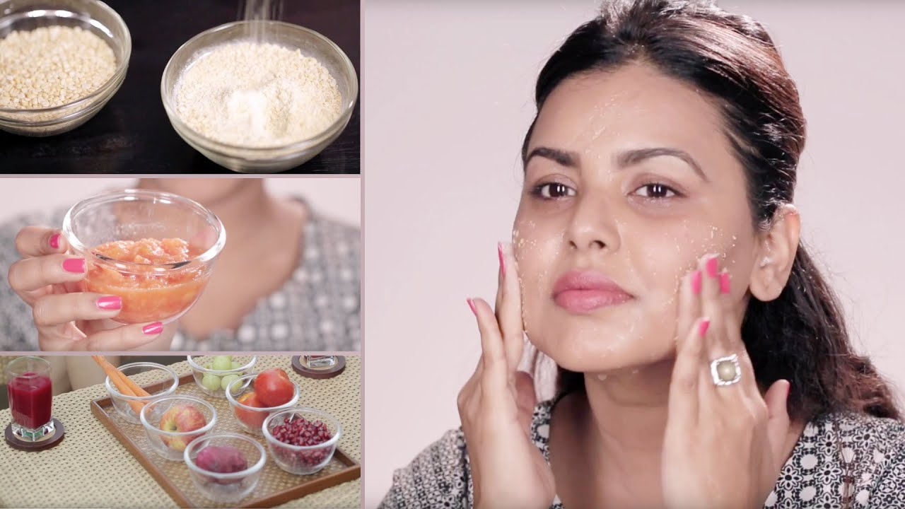 At Home Treatments For Glowing Skin  Bridal Tips