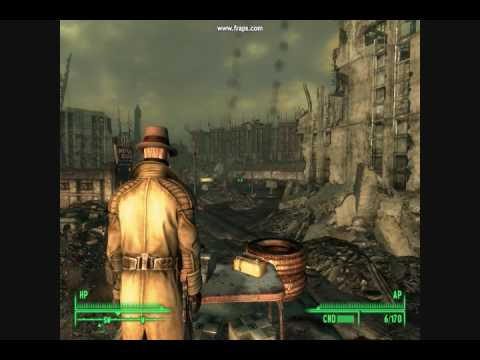 Fallout 3 All Super Mutant Behemoth Locations Youtube