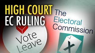 High Court: Electoral Commission doesn't understand electoral law