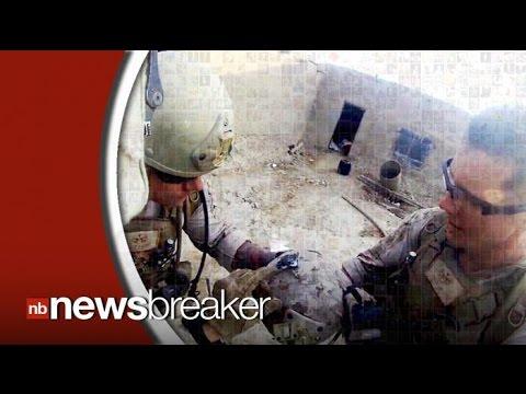 Marine Survives a Taliban Sniper Shot to the Head