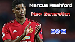 Marcus Rashford KVMO - New Generation Great Skills &amp Goals 2019 HD
