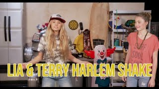 Harlem Shake - Lia and Terry Version