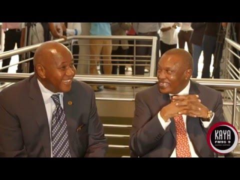 Kaya Sport TV - JSE Honours Football Fathers