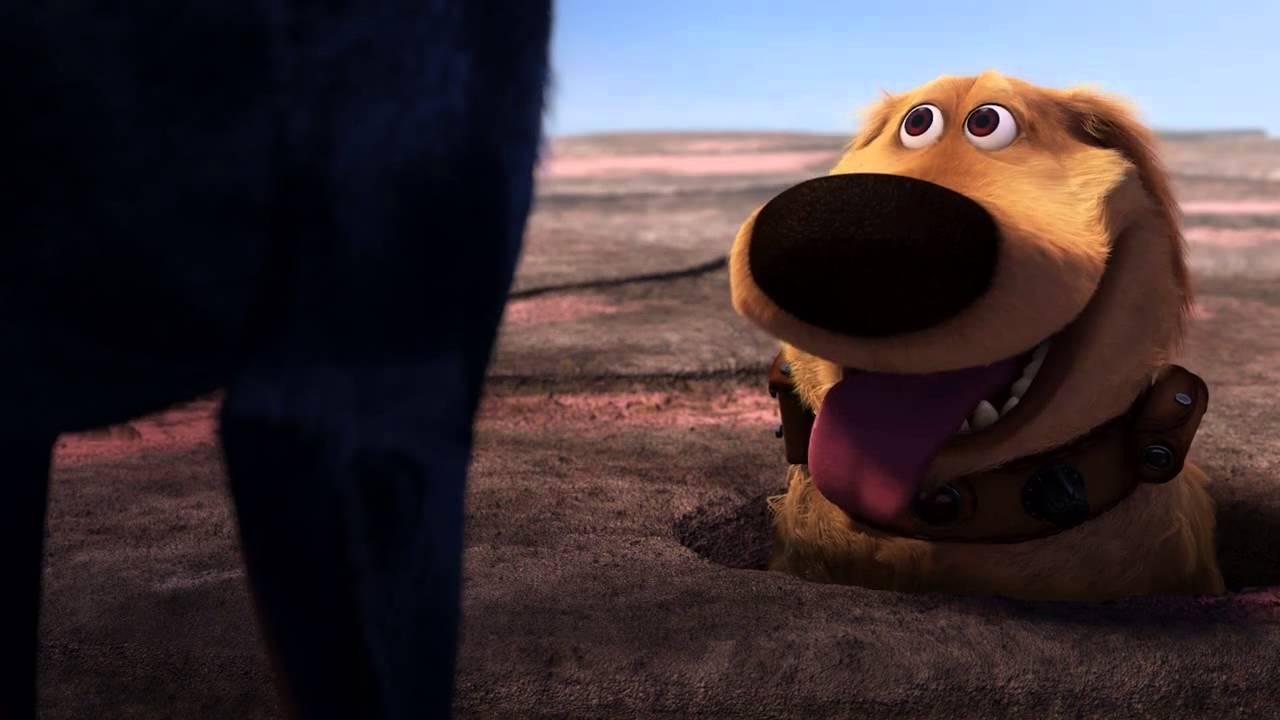 Pixar DUG'S Special Mission 2009 - YouTube