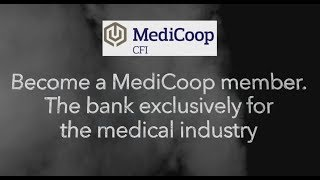 MediCoop, a medical bank for the medical industry