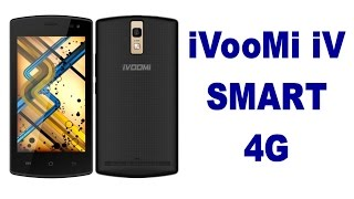 iVooMi iV SMART 4G price specifications features comparison With Opinion - By TIIH