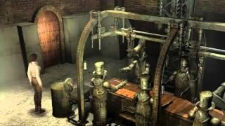 Syberia playthrough #4: Clockwork Factory