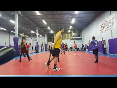 GEVA East vs Old Paltz Finals set 1