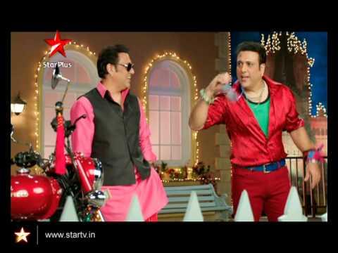 Watch Maha-episode of India's Dancing Superstar along with Govinda