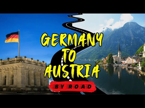 Germany-Austria-Slovenia By Road | Munich to Ljubljana | Europe Trip EP-25