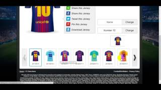 Create your soccer jersey with ...