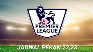 Download Video Jadwal liga inggris pekan 22,23 2019 MP3 3GP MP4