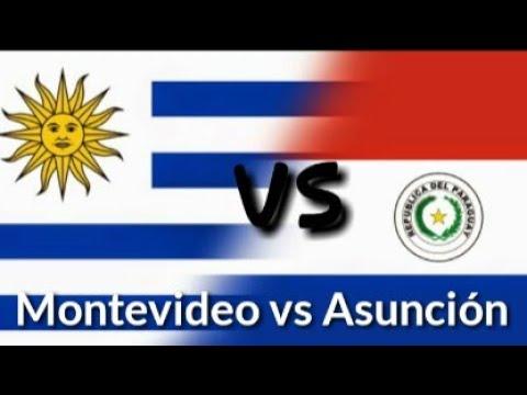 CIUDAD CAPITAL DE MONTEVIDEO (URUGUAY) VS ASUNCIÓN (PARAGUAY) CUAL ES MEJOR