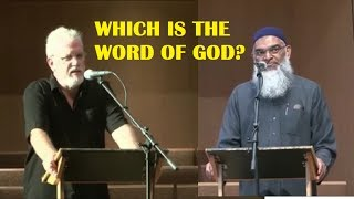 Evaluating Shabir Ally vs. Jay Smith on Which Book is from GOD?