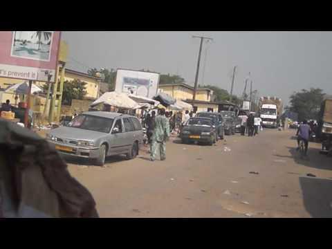 All the way through Cotonou 3