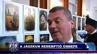 A Jászkun redemptió ünnepe