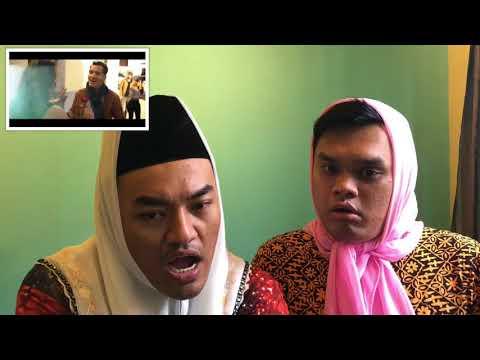 Abang Nak Tegur (Reaction Video)