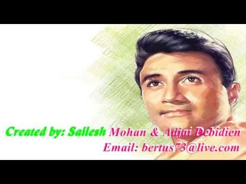 mana janab ne pukara nahin karaoke with lyrics