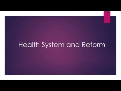 Health System of India