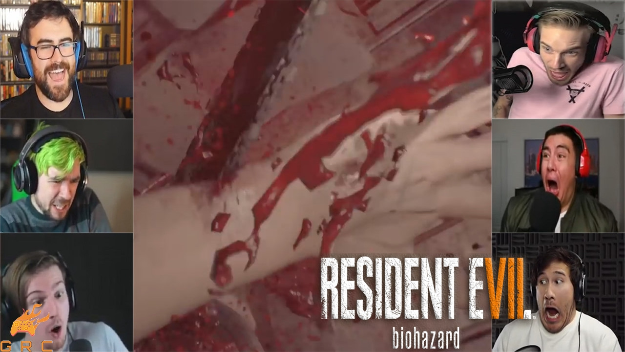 resident evil 7 ethan hand cut off