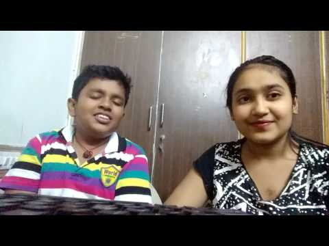 Counting stars cover (alex goot style) by anagha and pranav