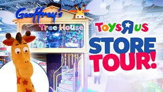 Toys R Us is BACK!! Exclusive Toy Insider Tour in NJ!
