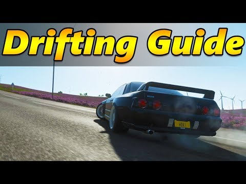 How to Drift in Forza Horizon 4 (Technique/Tuning)
