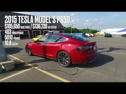 This Video Reminds Us That the Tesla Model S Is an Awful Track Car