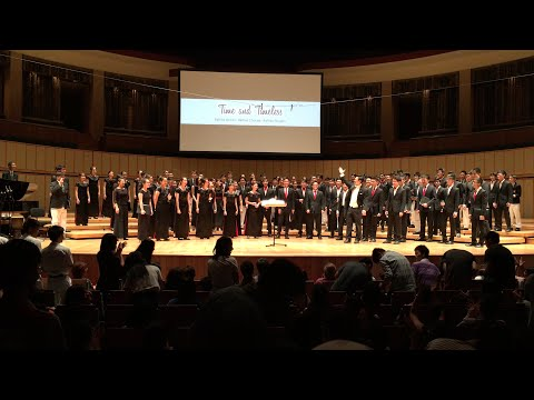 Raffles Institution Anthem by RI Choirs - Limelight Concert 2016