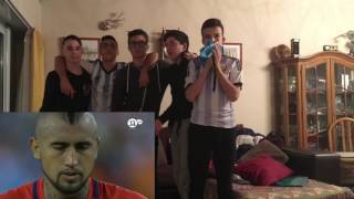Argentina vs Chile | Final Copa América Centenario | Reacción