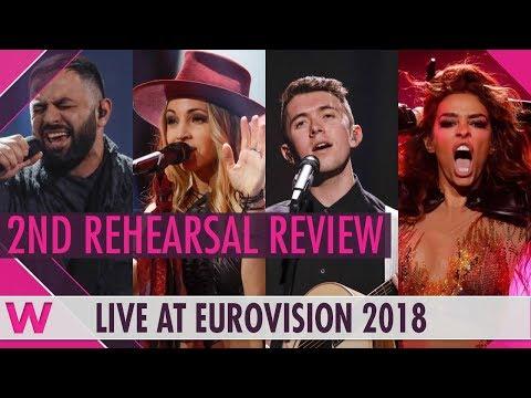 Second Rehearsals: Armenia, Switzerland, Ireland, Cyprus @ Eurovision 2018 (Review) | wiwibloggs
