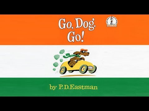 Go, Dog. Go! by P.D. Eastman • Children's Book Read Aloud • With Sound Effects!